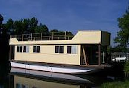 Floating Cottage on the Erie - Waterloo - Båt