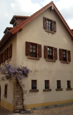 Haus am Dorfbrunnen - Bobenheim am Berg - House