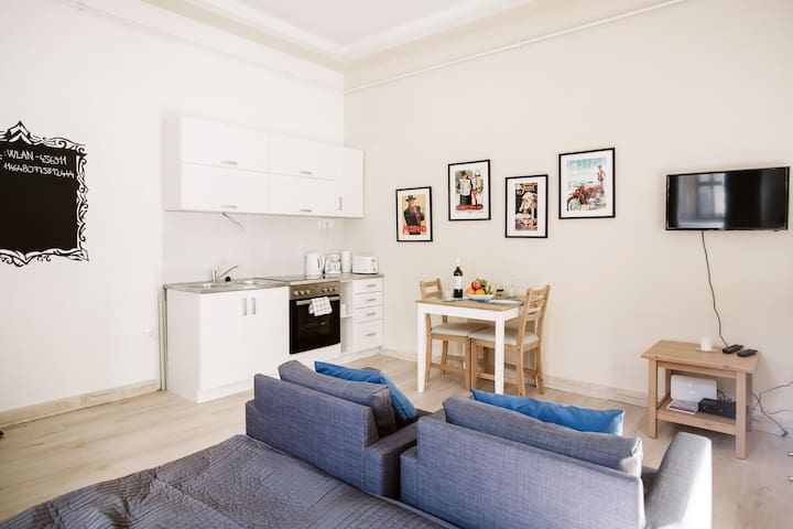 Brand new apartment- great location - Budapest - Wohnung