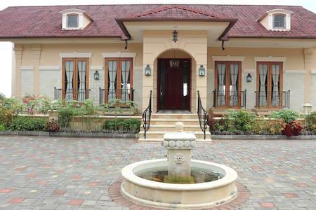 Spacious New Villa at Tawangmangu
