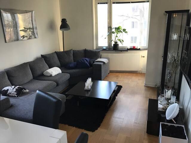 A light, modern and large flat in Gärdet - Stockholm - Apartmen