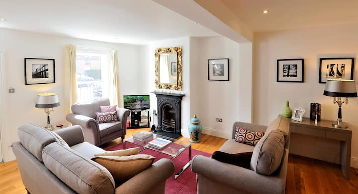 Luxurious Comfort In Dublin City Centre