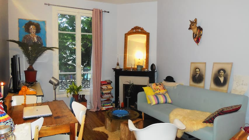 Cosy flat 15min from Paris/10min from Versailles - Chaville - Apartmen