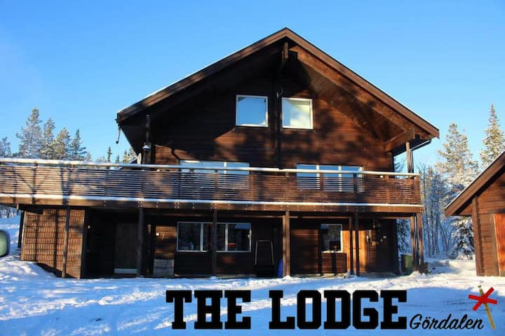 The Lodge - Gördalen
