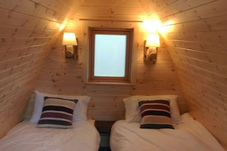 Eco glamping pods in the Oak woods2 - Westport - Treehouse