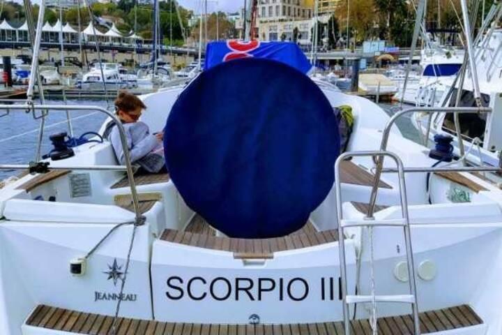 """Sleep Aboard """"Scorpio"""" - Your Funchal Holiday Home"""