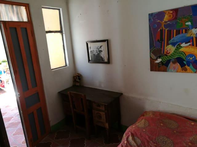 Cozy room in colonial Xela