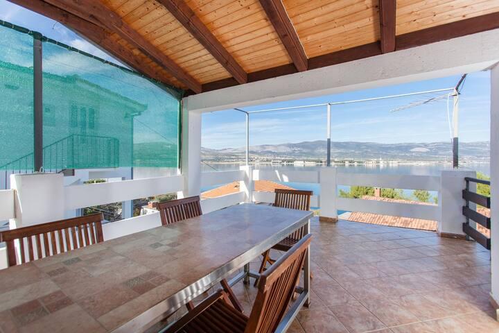 Apartments Lela / Two bedrooms A2 - Trogir - Apartamento