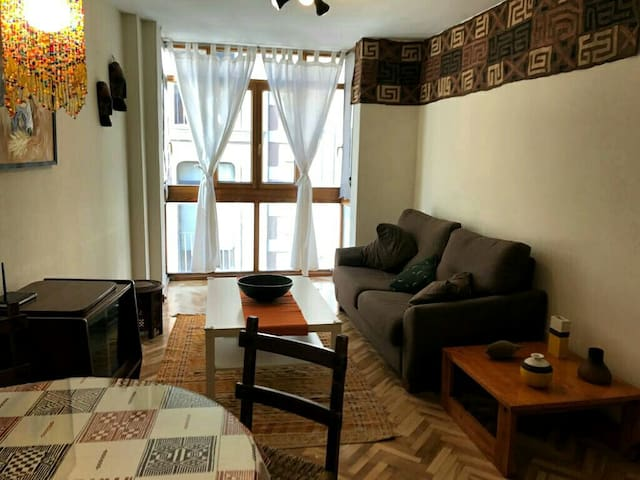 2 bedroom oasis right in Plaza Mayor