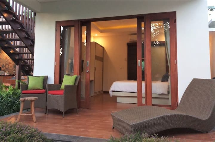 Comfy Room at Villa Kenken#Close to Keramas Beach