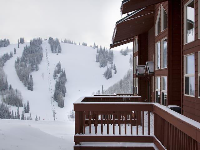 Powder Mountain Ski In Ski Out