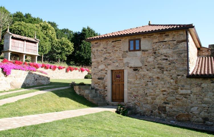 Casa Rural en el centro de Galicia