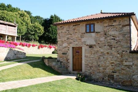 Casa Rural en el centro de Galicia - Trasfontao