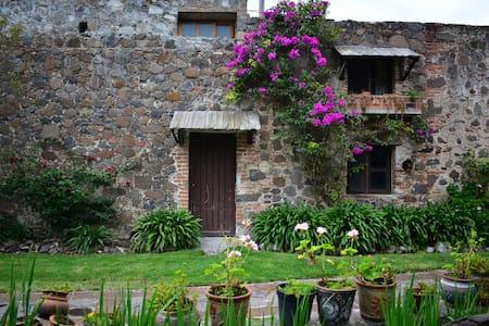 Cuarto privado en Hacienda de Tepetitlan - Rosal