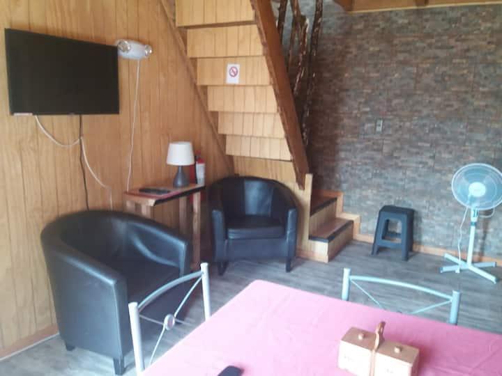 3 Departamento en el centro de Coyhaique