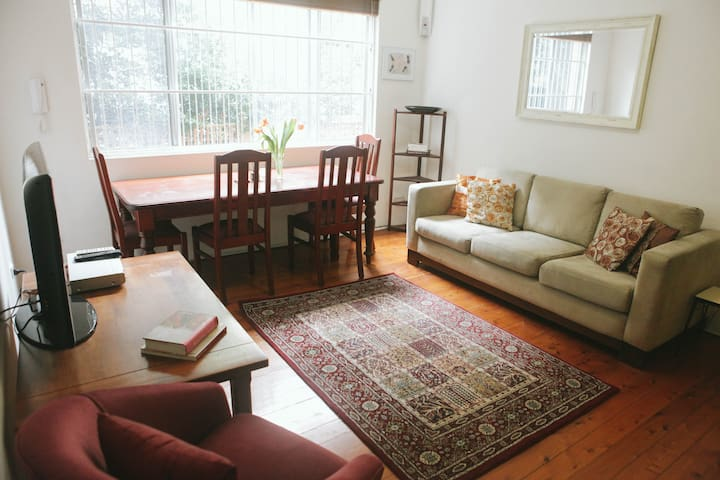 Whole apartment 1 bedroom fully equipped 2 people - Marrickville - Apartamento