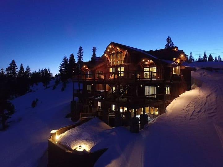 Skislope-Mountain Villa