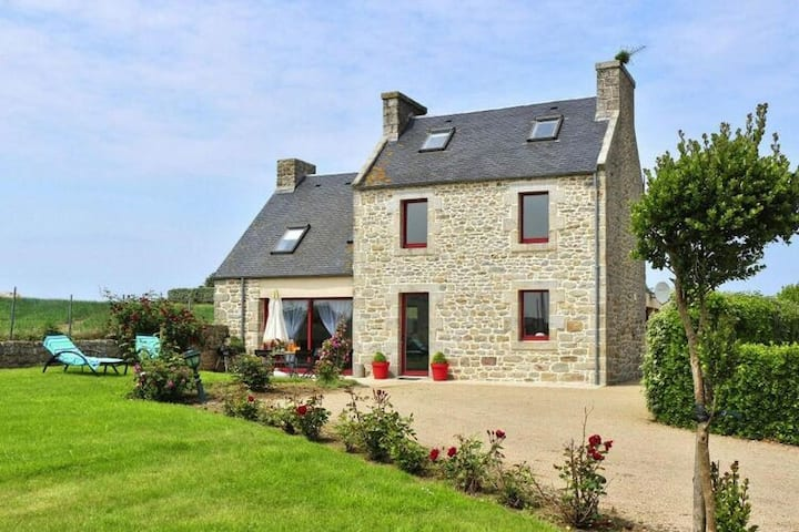 4 star holiday home in Cléder