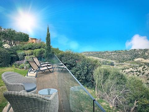 Luksusvilla med tre soverom, Afrodite Hills