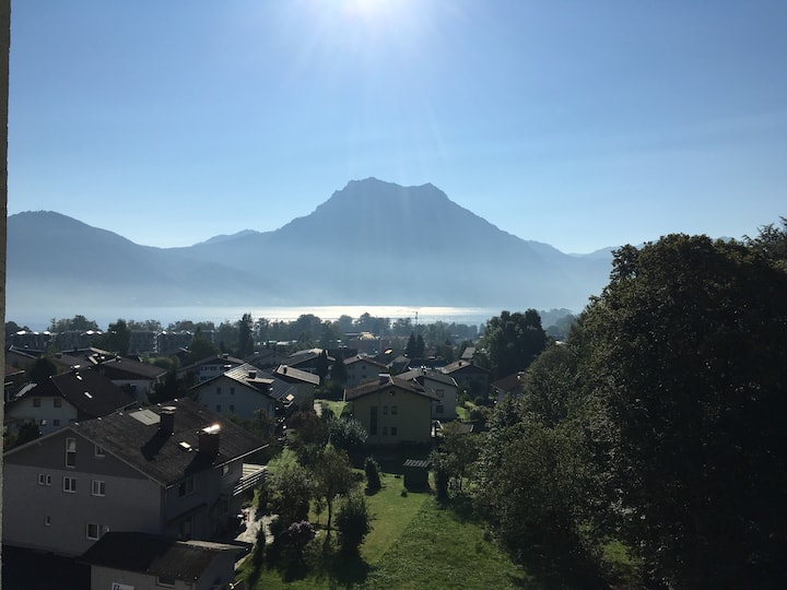 Traumhaft am Traunsee, Privates Loft-Apartment