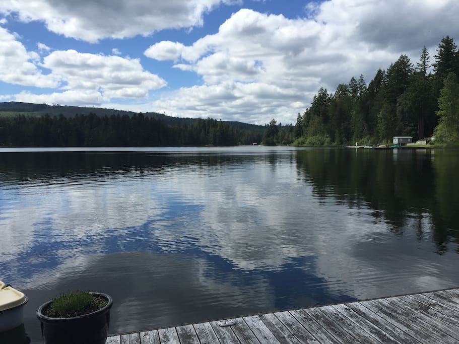 Treehouse At Shawnigan Lake Guesthouses For Rent In