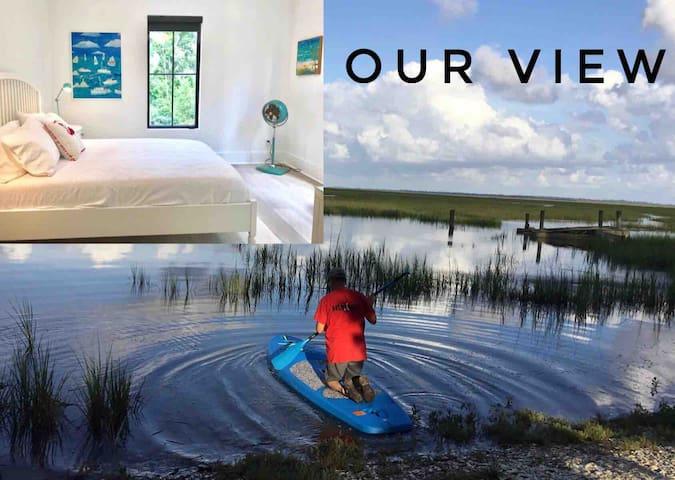 Marsh Life Separate 1BR + Den Suite