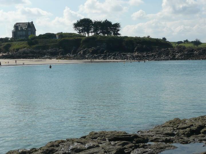 Sur l'horizon en Bretagne