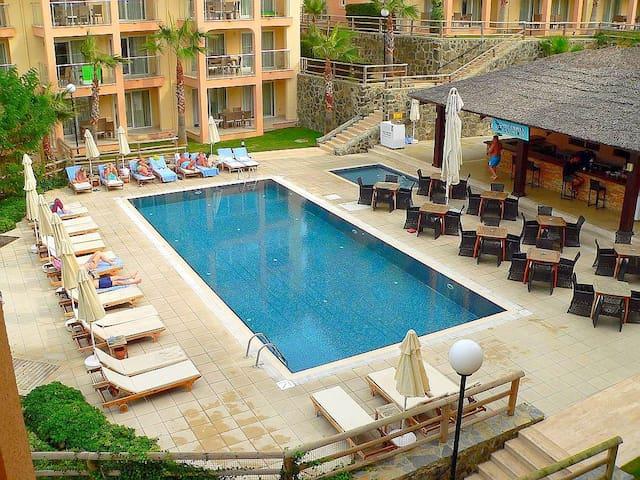 VMS0OLF492 | Kusadasi Golf  Spa Turkey - Ağaçlı Köyü