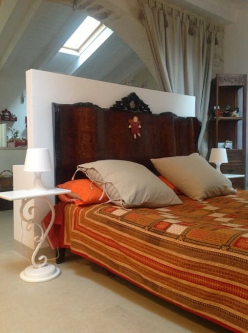Letto matrimoniale / Double bed
