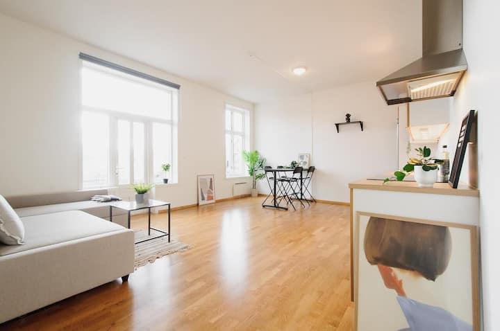 Bergen Suites - wonderful balcony
