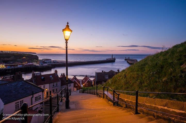 George House Whitby holiday let 4 bedrooms - Whitby - Casa de férias