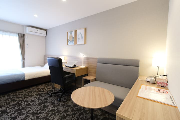 New Hotel Style Apartment for remote workers #207