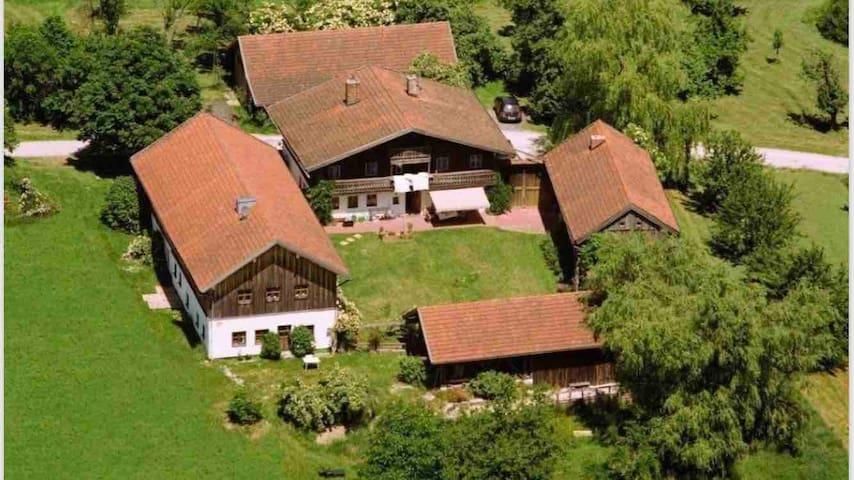 Ferienwohnung im historischen Bauernhof