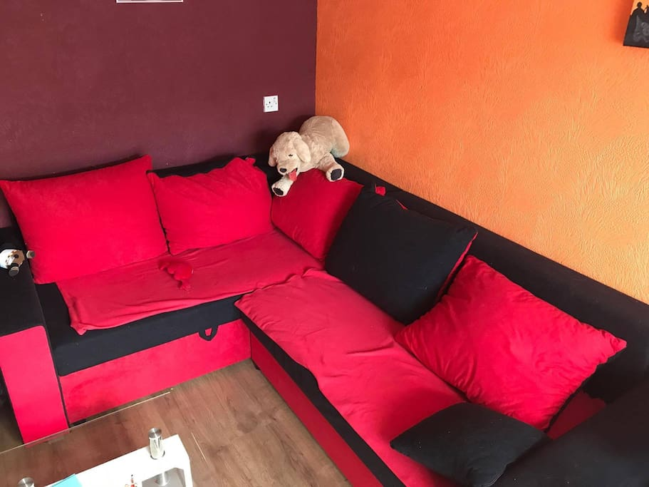 Sofa bed for 2 person