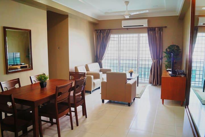 3BR Apartment @ Amanjaya MERU IPOH