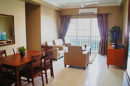 3 Bedroom Apartment @ Amanjaya MERU IPOH