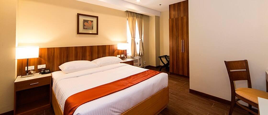 BKNG1 Premiere Room - Baguio - Boutique hotel