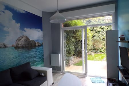 T 3 avec jardin, proche de la mer et des activités - Dunkerque - Appartement
