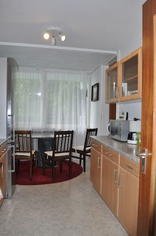 3-room Apartment btw Munich+Bavarian Lakes - Kaufbeuren - Apartamento
