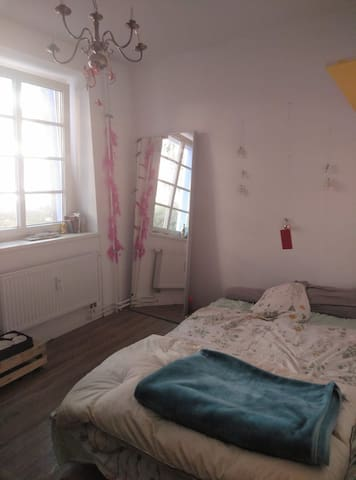 cozy room in Hermannstraße
