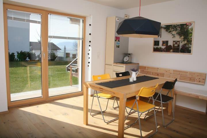 sonnig + ruhig, 72 m² nur für dich - Weer