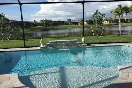 New Gated Community Near Beach - Bonita Springs
