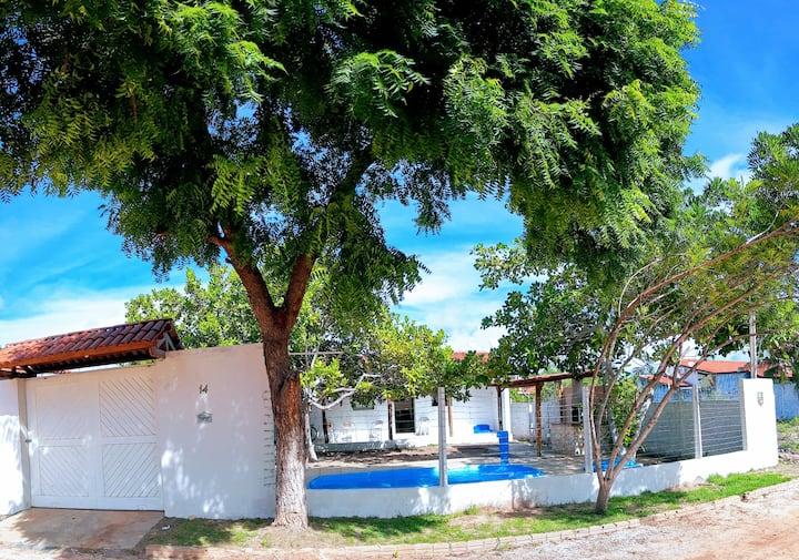Casa de Praia em Lagoa do Pau - Coruripe-AL