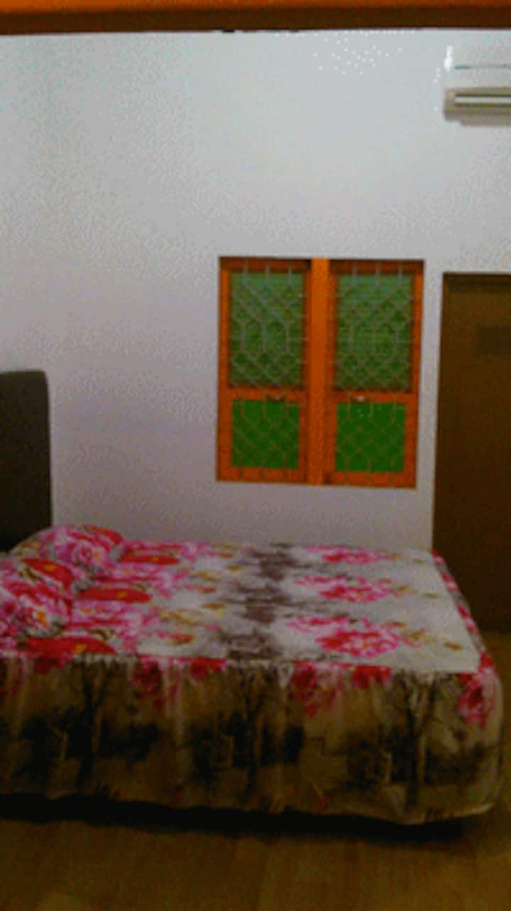 Bed Room on Banjarmasin for 1 day or 1 month