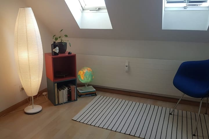 Cozy room in shared flat near city center