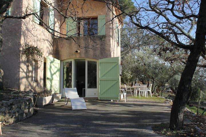 Les Lucioles - Saint-Paul-en-Forêt - Apartment