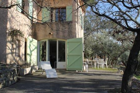 Les Lucioles - Saint-Paul-en-Forêt - Apartmen