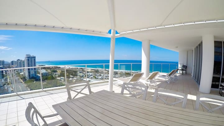 Unit 1201 The Sebel Maroochydore - Largest Balcony