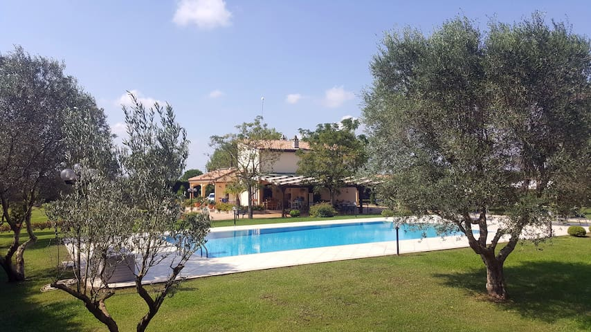 Villa Macallè 3min Maglie 10min Otranto  4+1beds - Muro Leccese - In-law