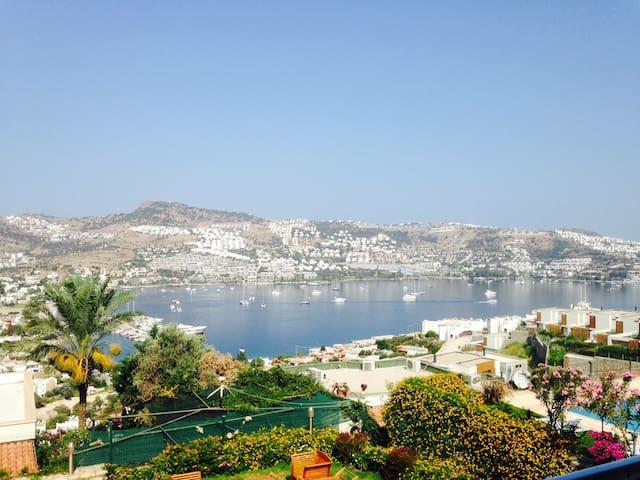 Amazing view on Gundogan bay - Gündoğan Belediyesi - Pis